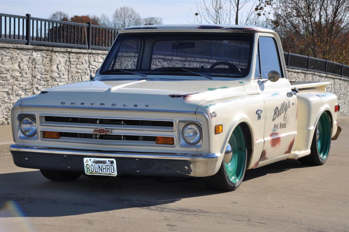chevy c10 lowering kit