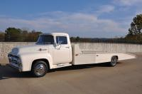 1956 Ford F6 Custom Hauler