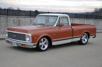 1971 Chevrolet C/10 Custom
