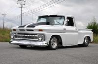 1965 Chevy C/10 Pro Street Drag Truck