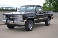 1985 Chevrolet Custom Deluxe 4x4