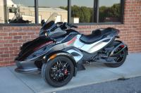 2011 Can Am Spyder RSS