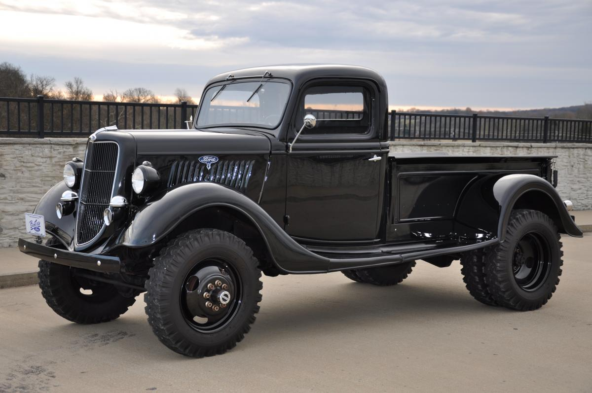 1935 ford pickup sold sold sold